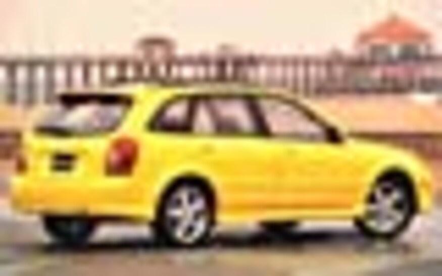 2002 2003 Mazda Protege5
