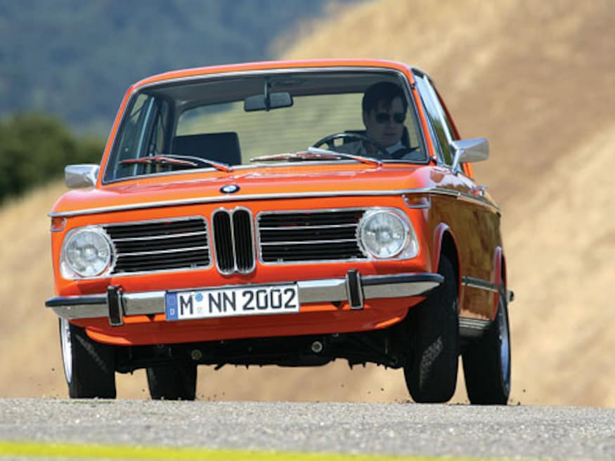 1973 BMW 2002 tii - Latest News, Features, and Great Drives