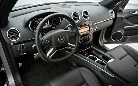 2011 Mercedes-Benz ML63 AMG - Editor's Notebook - Automobile