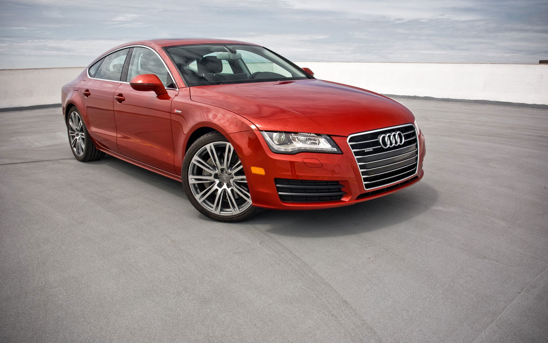 Kelebihan Audi A7 2012 Perbandingan Harga