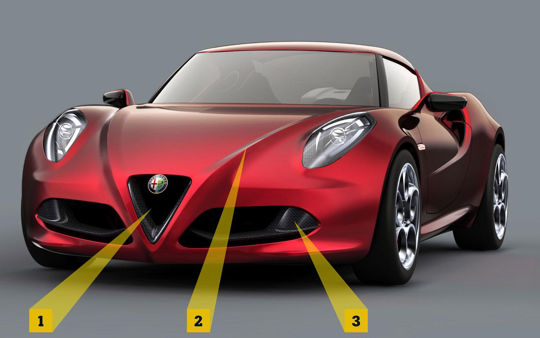 Alfa Romeo 4c Wiring Harnes