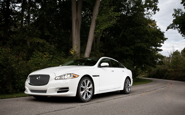 2012 Jaguar XJL Portfolio - Editors' Notebook - Automobile ...