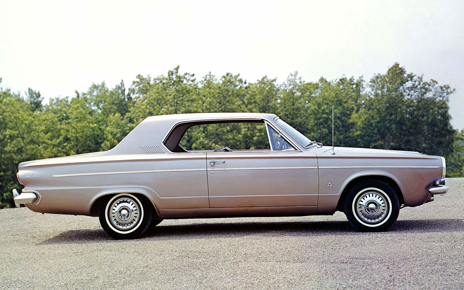 What S In A Name The History Behind The Dodge Dart Nameplate
