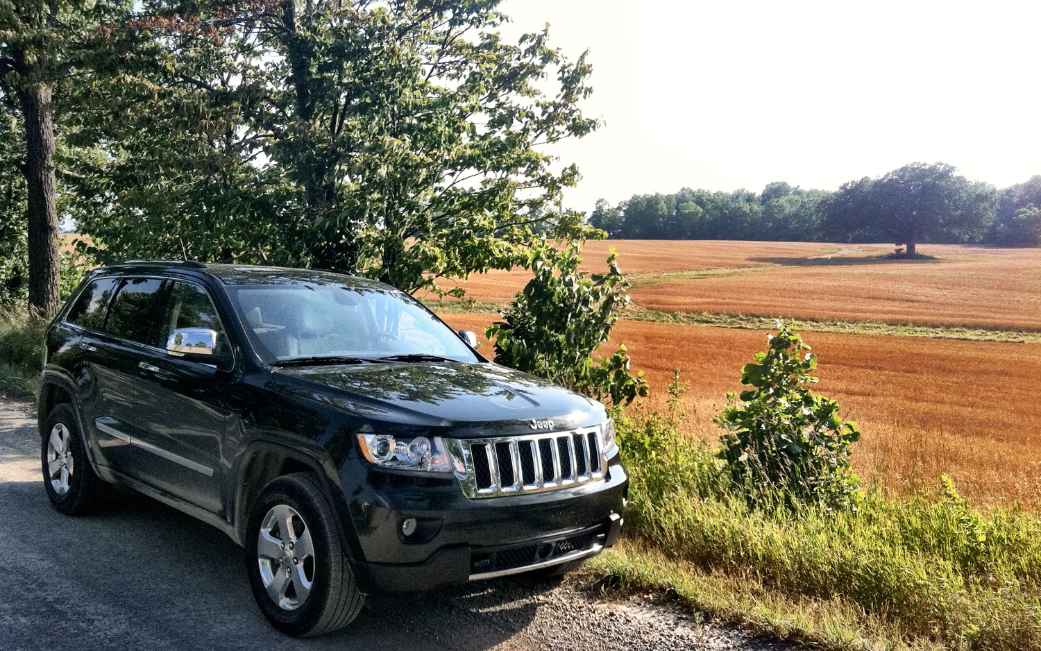 2011 Jeep Grand Cherokee Overland 4x4 Four Seasons Update November 2011