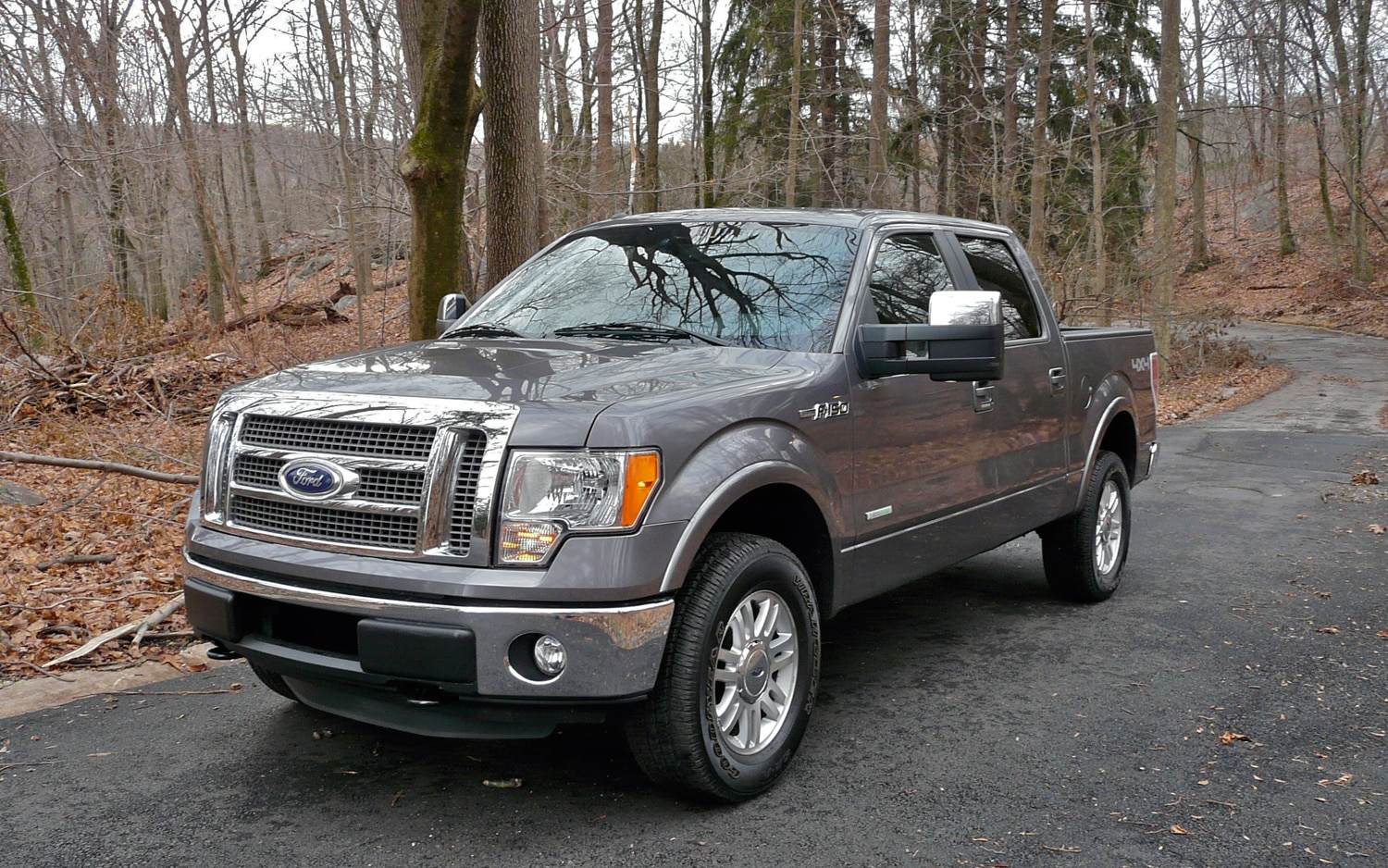 f150 ford ecoboost 150 v8 wheels expedition limited lariat side oem factory 2000 automobile magazine left grill rims 6x135 ranch