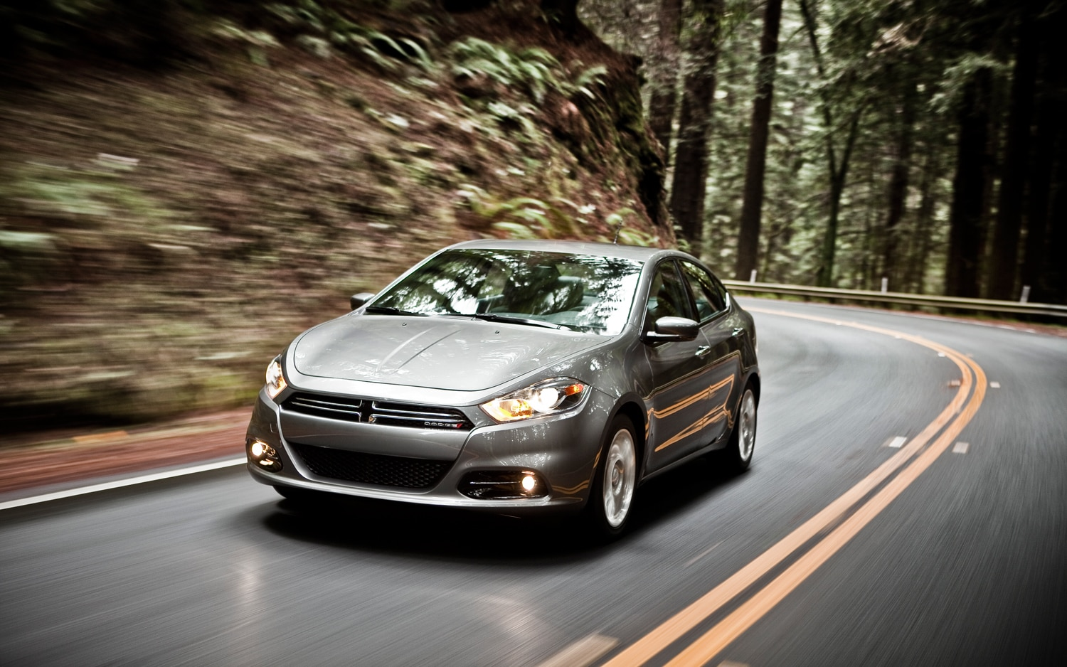 First Drive 2013 Dodge Dart