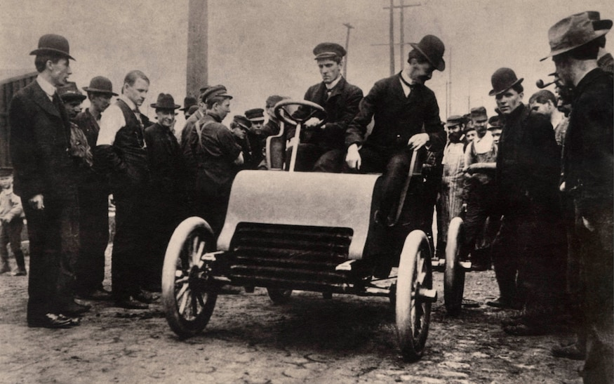 on this day cadillac born from the ashes of ford s failure in 1902 cadillac born from the ashes