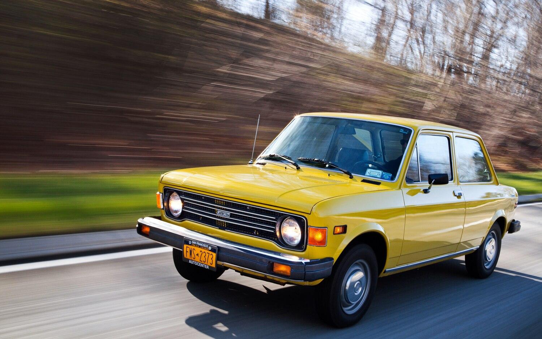 Collectible Classic: 1971-1979 Fiat 128Automobile Magazine
