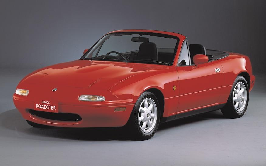 1990 1997 Mazda Mx 5 Miata Collectible Clic Sport Coupe