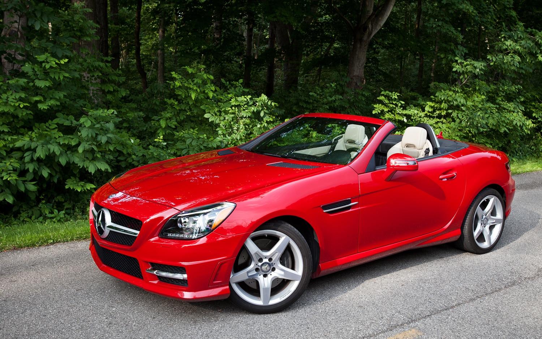 2012 Mercedes-Benz SLK350 - Editor's Notebook - Automobile ...