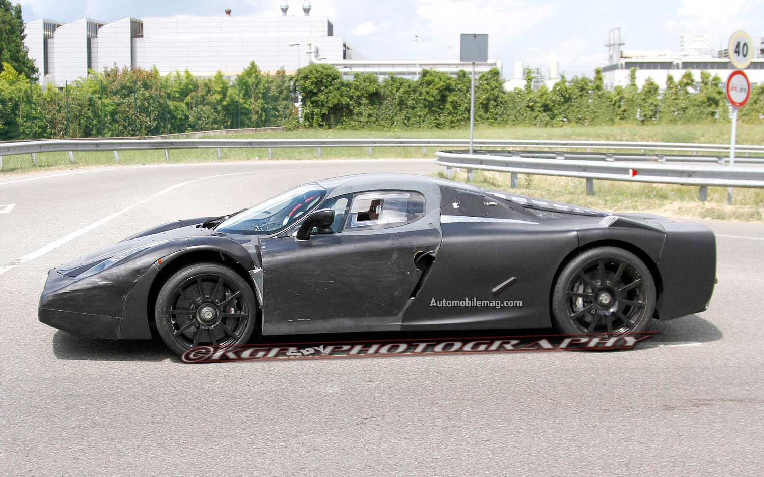 Report Ferrari S Next Supercar Still Rumored To Be Called F150
