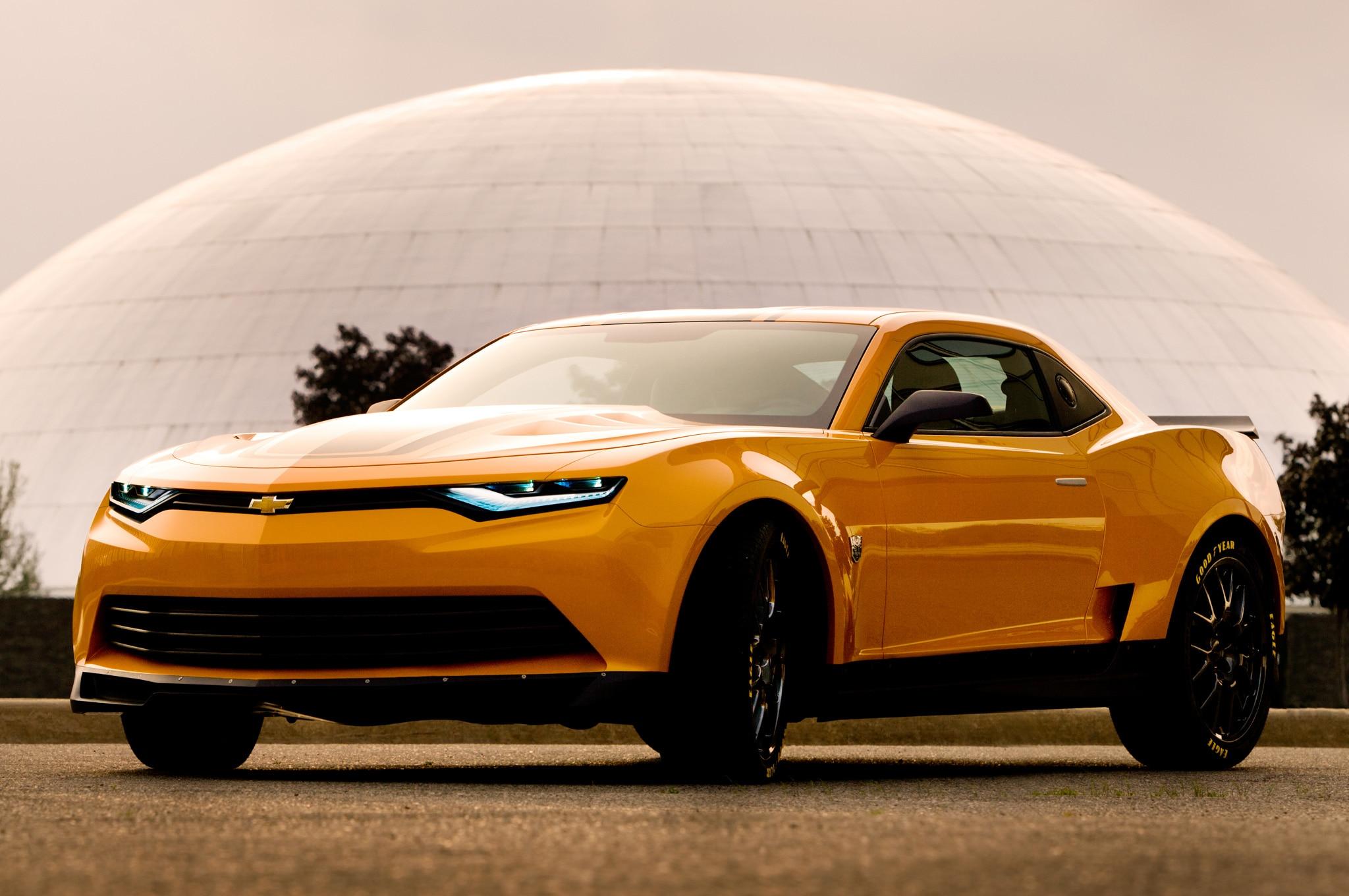 Kelebihan Chevrolet Camaro Transformers Review