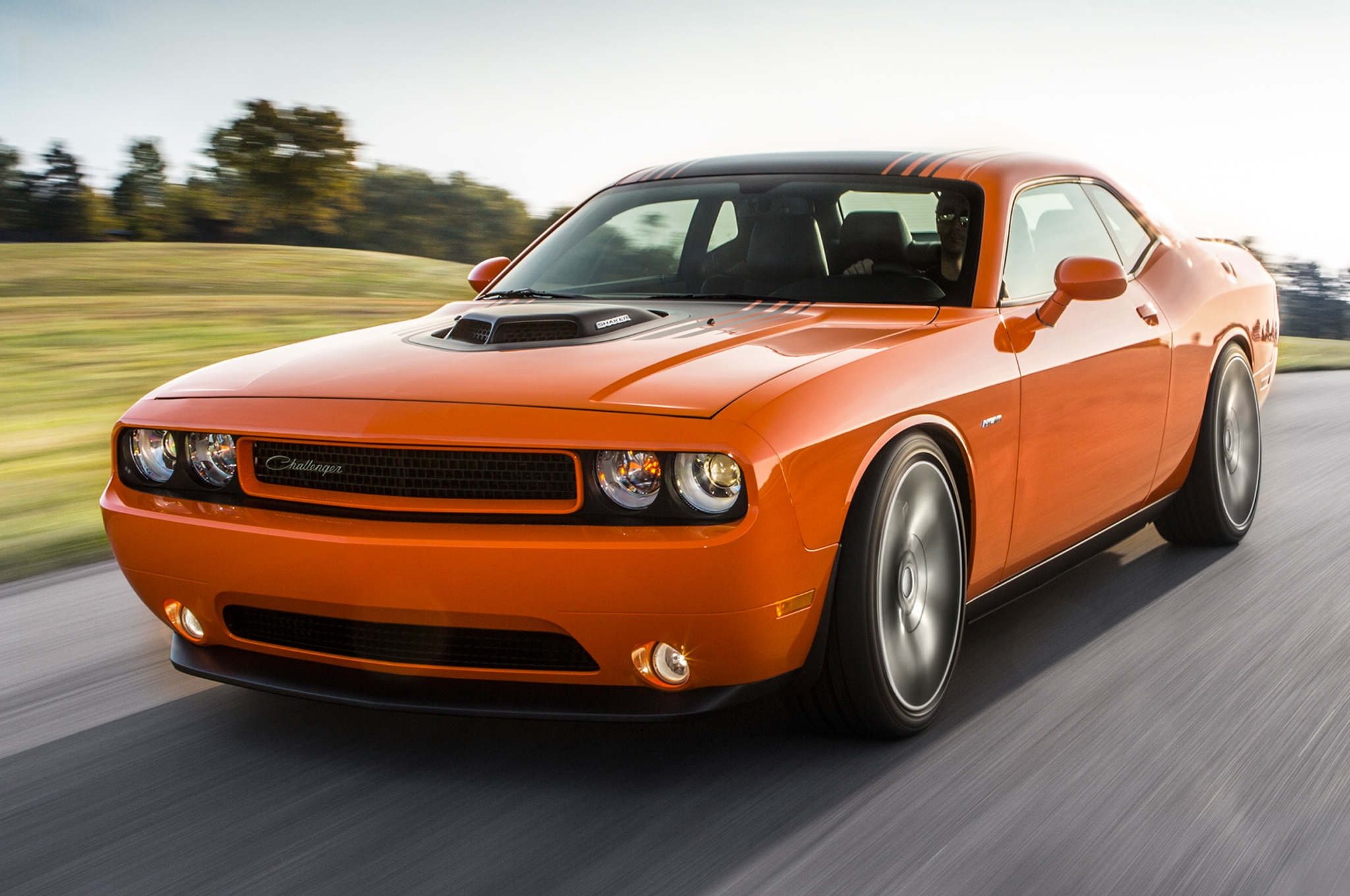 Sema 2013 2014 Dodge Challenger Shaker Mopar Editions Unveiled