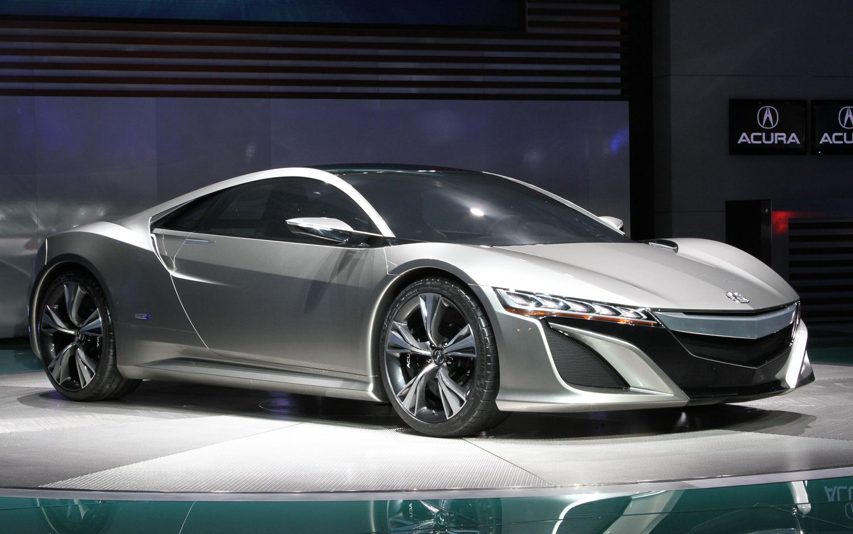 2015 Acura Nsx Details Revealed