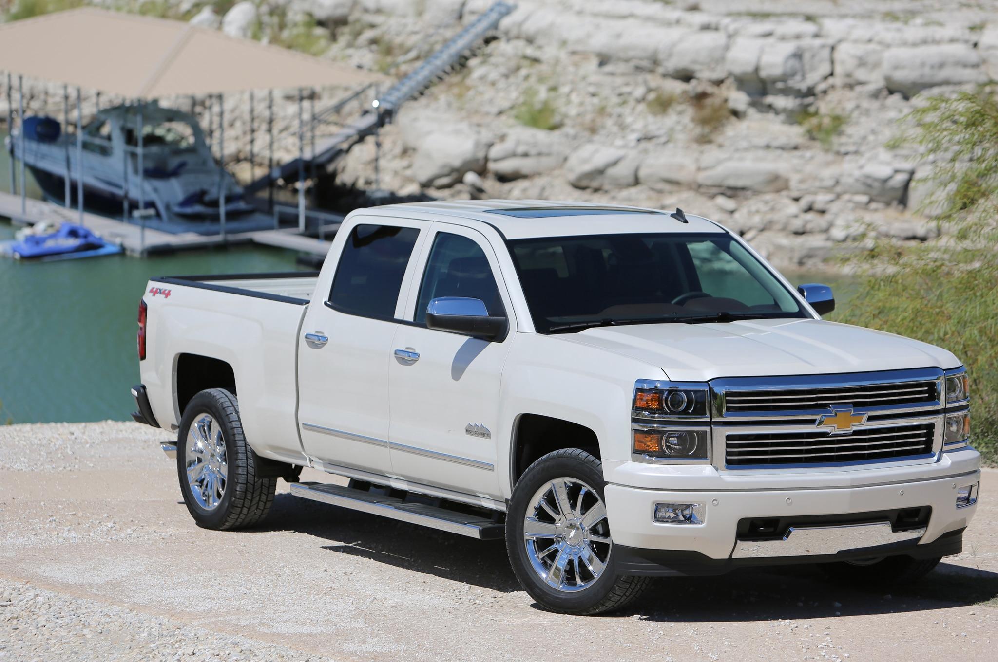 Recall Alert: 2014-2015 4x4 Chevy Silverado/GMC Sierra