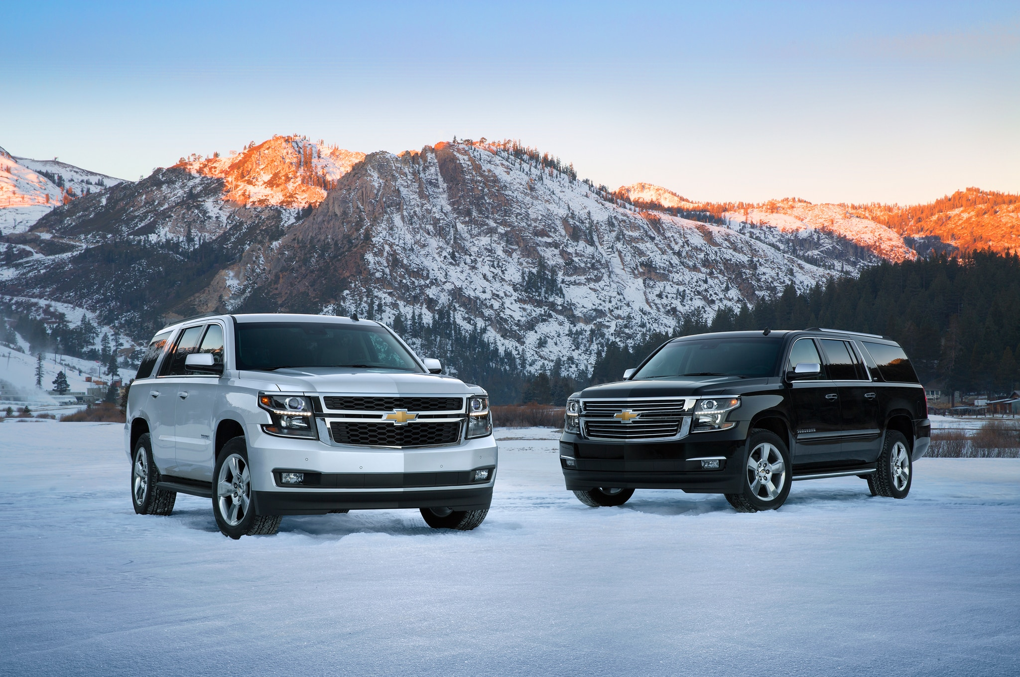 2015 Chevrolet Tahoe And Suburban Review