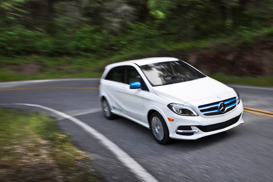 Mercedes B Class Electric >> 2014 Mercedes Benz B Class Electric Drive Review