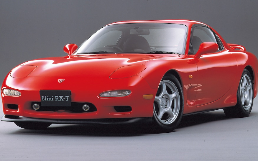 Mazda Rx7 2017 >> Report Mazda Rx 7 Returns For 2017 With 450 Hp Turbo Rotary