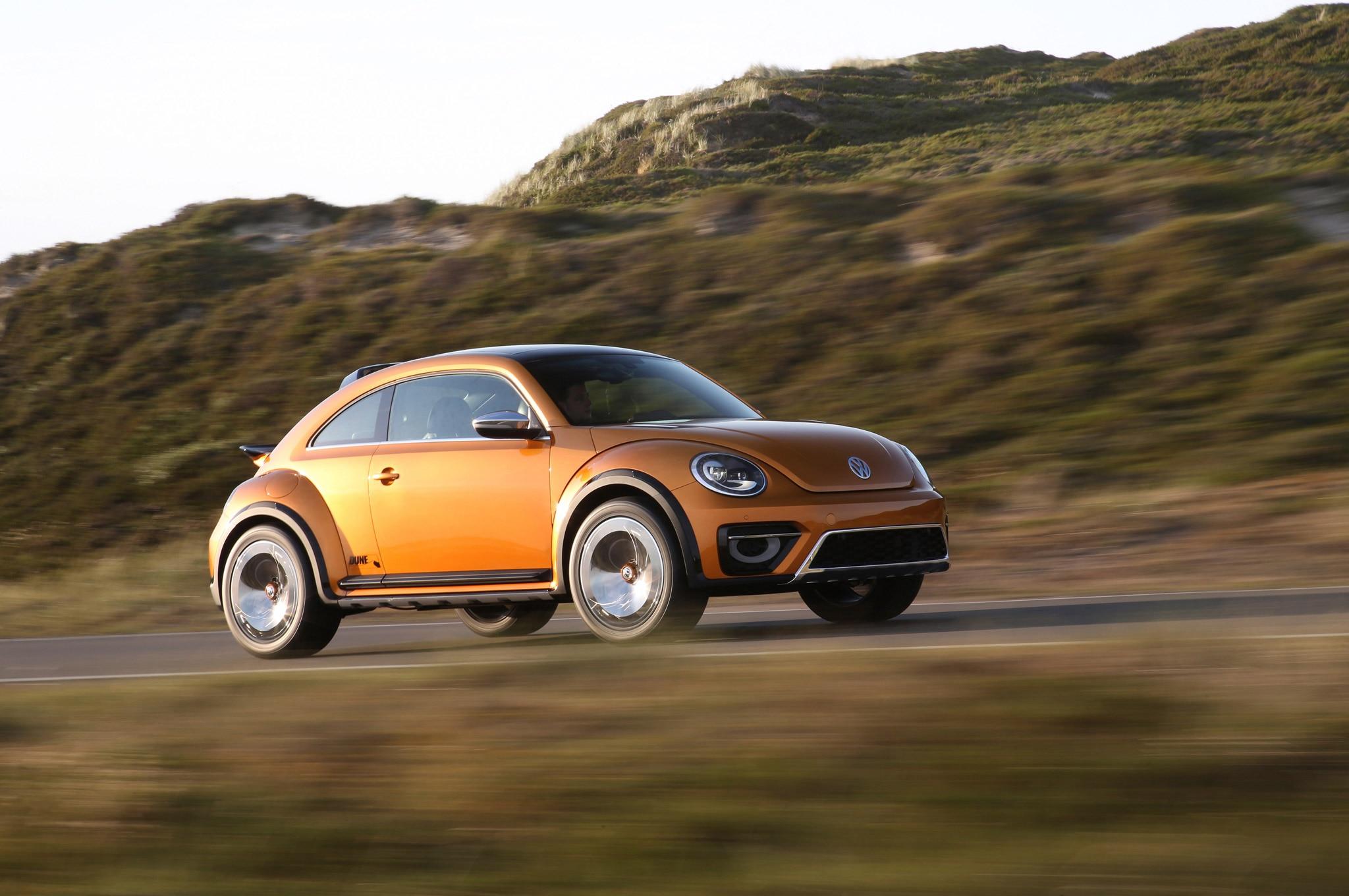 Volkswagen Beetle Dune Confirmed For Production - Automobile