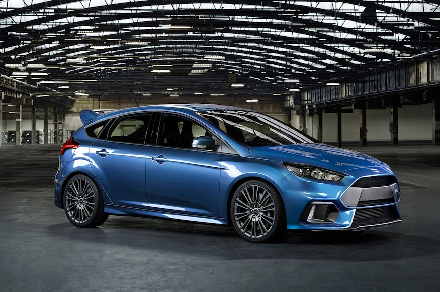 Focus Rs Hp >> Ford Focus Rs Revealed With 315 Hp All Wheel Drive