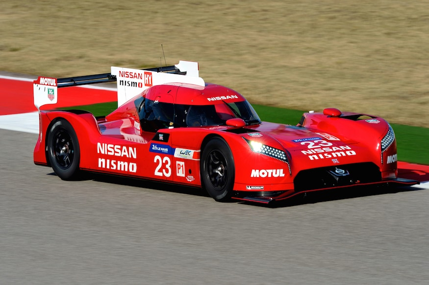 Nissan Releases Gt R Lm Nismo Technical Details