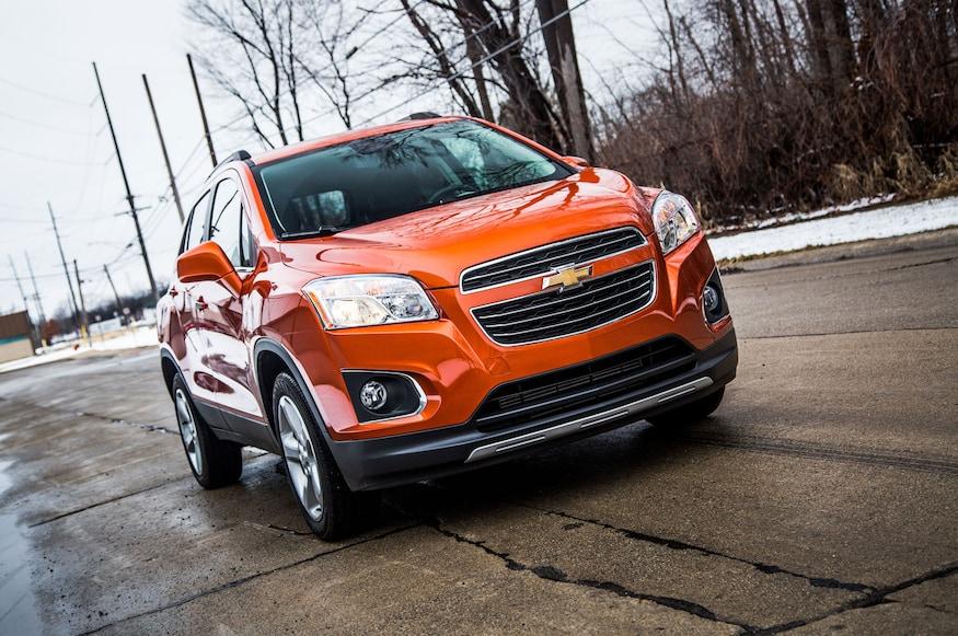 2015 Chevrolet Trax Ltz Awd Review