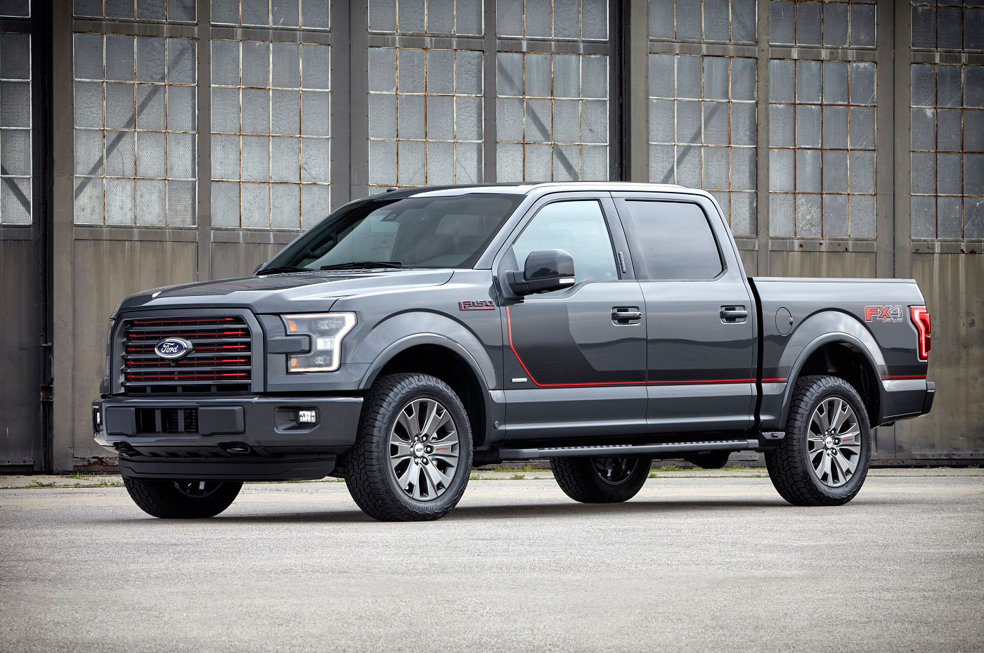 Ford Trucks 2016 >> 2016 Ford F 150 Gets Special Edition Appearance Package