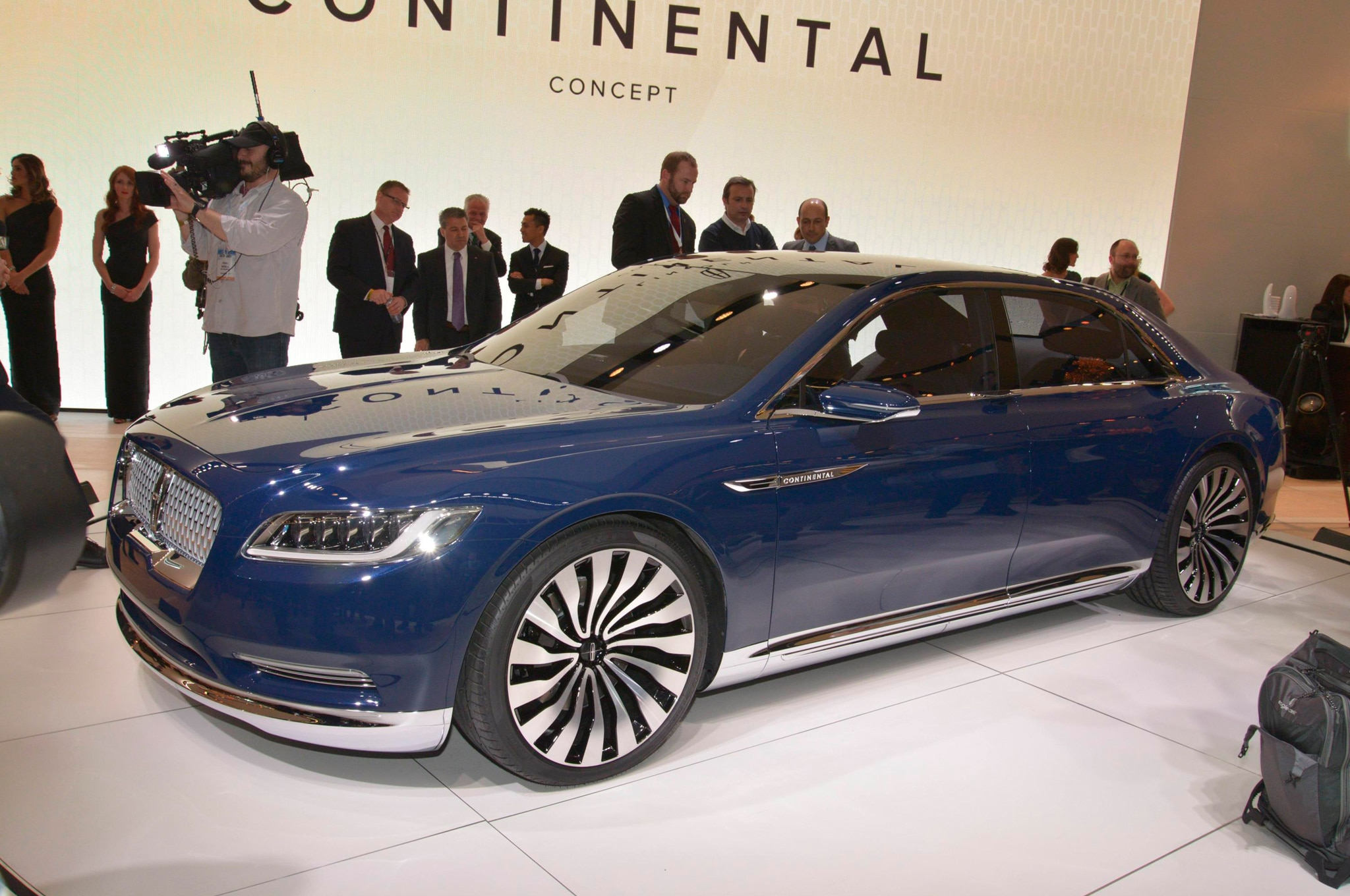 Grand Wagoneer 2018 >> Lincoln Continental Assembly Confirmed for Flat Rock ...