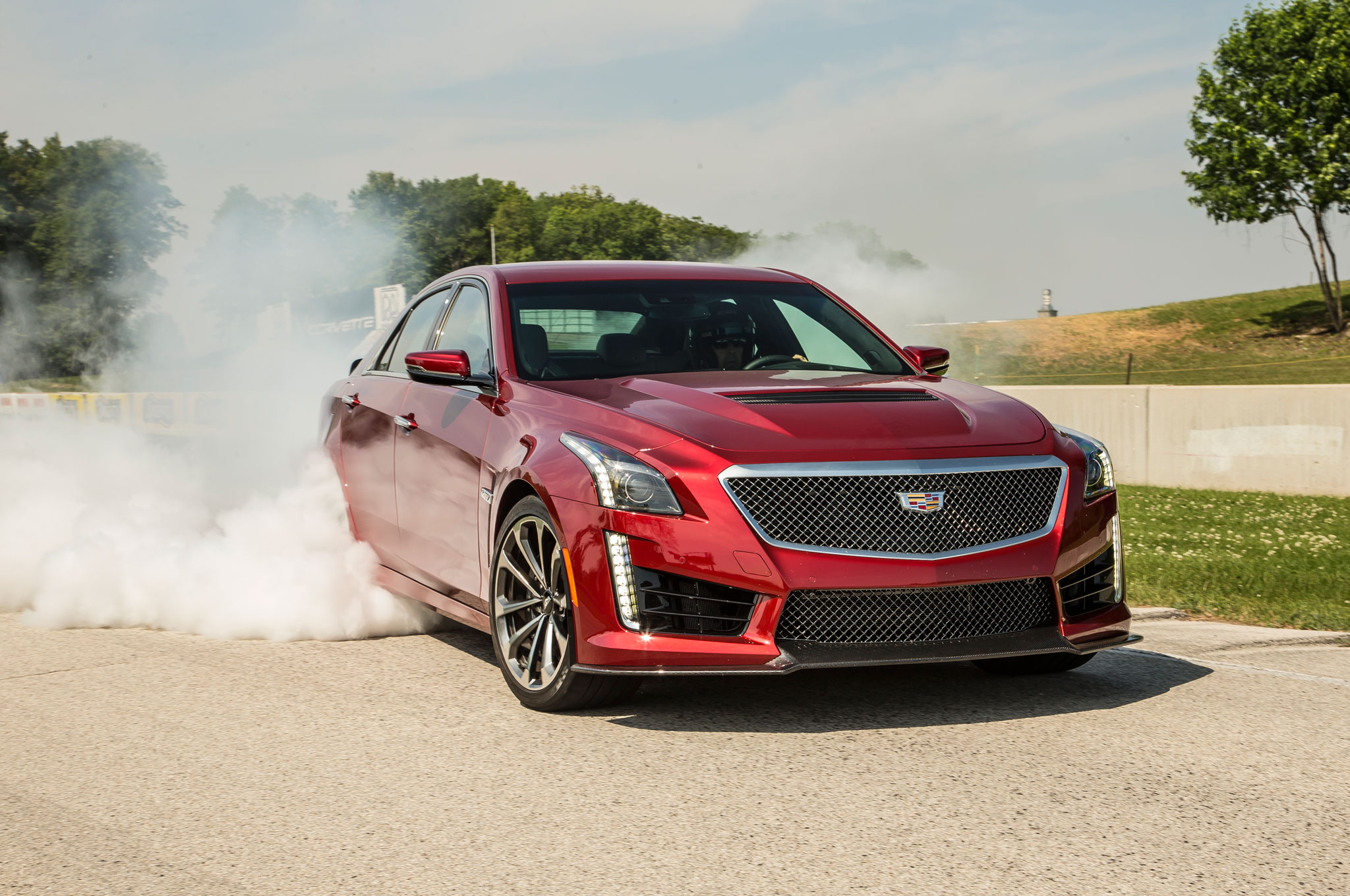 Cadillac V Cars The Ghosts of High Po Caddys Past, Present, and ...