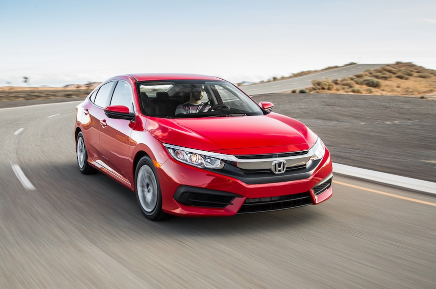 91 All New Honda Civic Sedan HD Terbaru