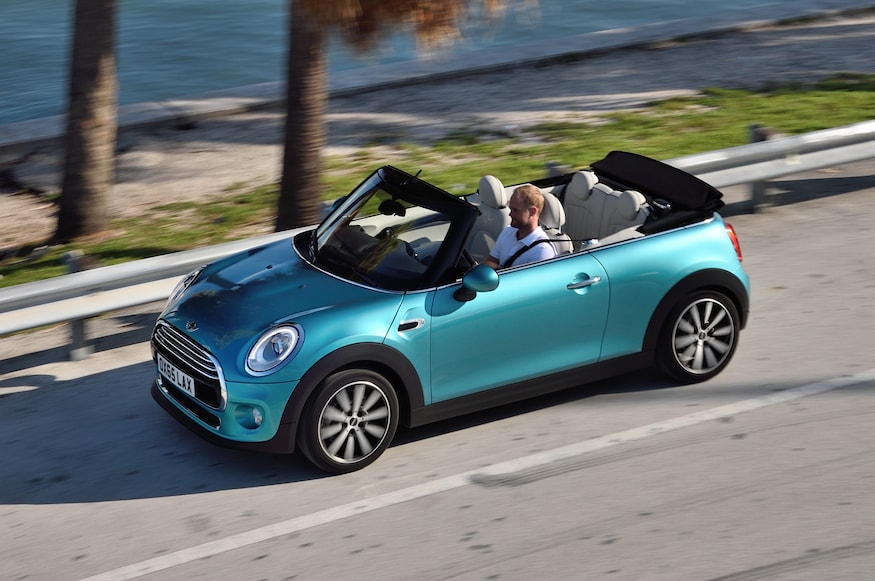 2016 Mini Convertible Is More Ious Practical Than