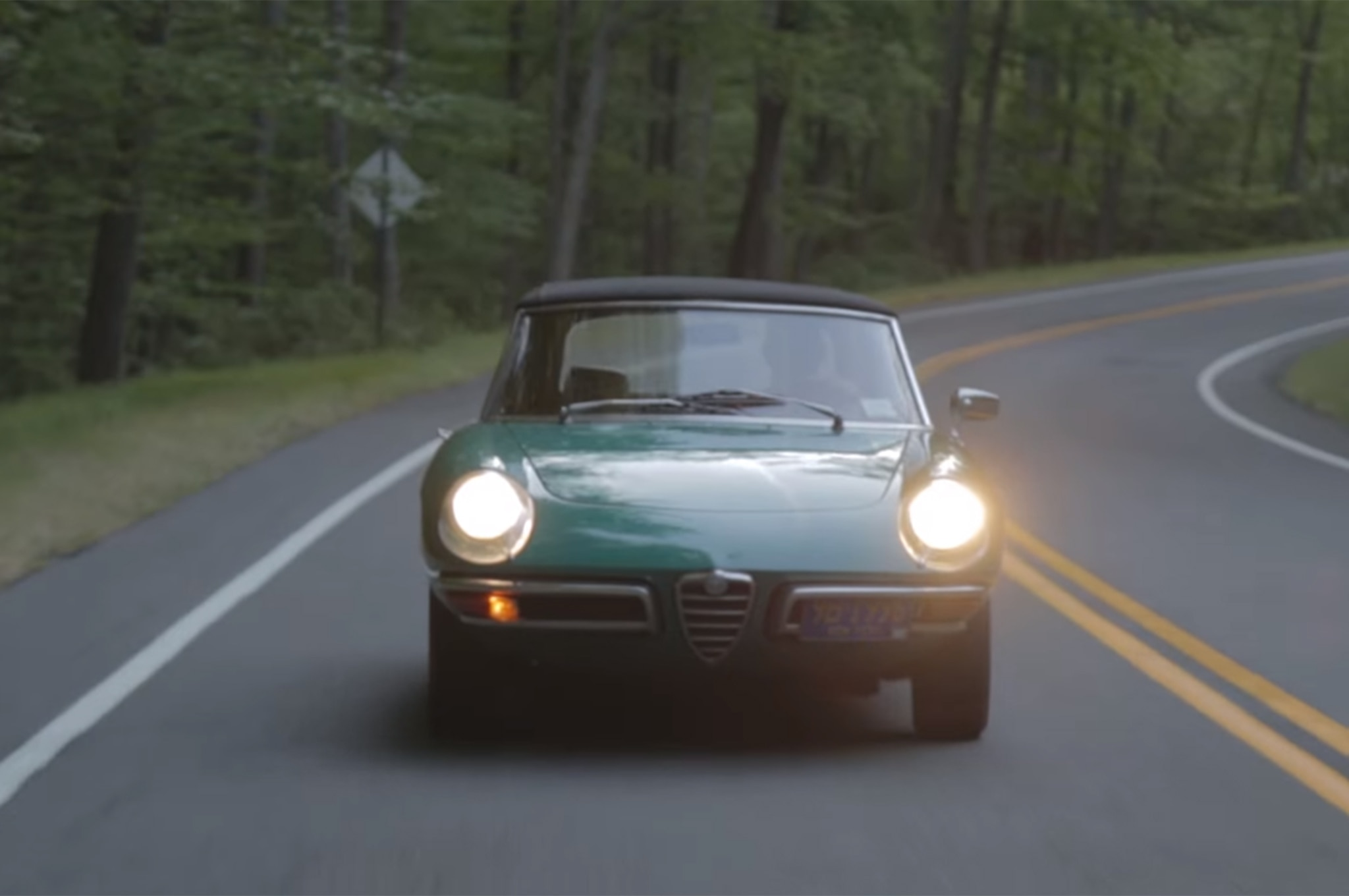 petrolicious features a designer's gorgeous 1969 alfa