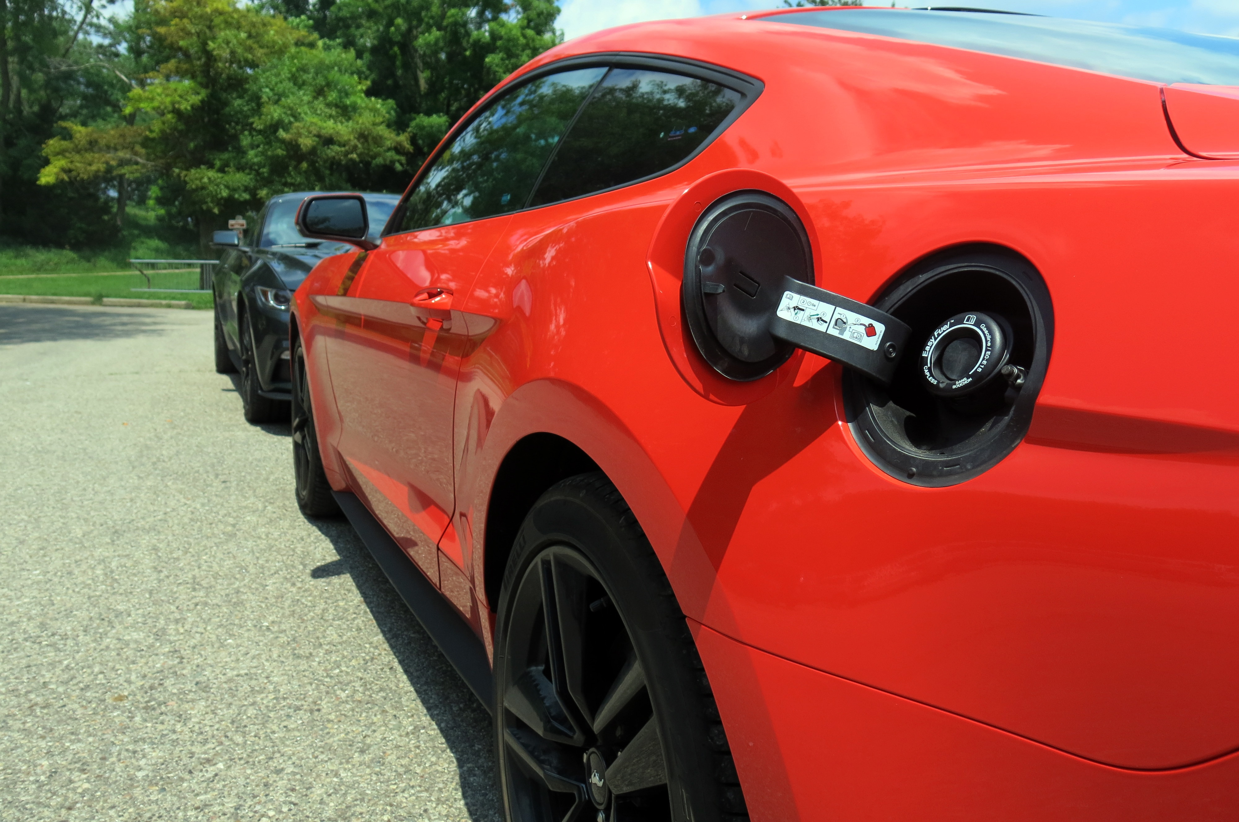2015 ford mustang ecoboost premium real world fuel economy 2015 ford mustang ecoboost premium