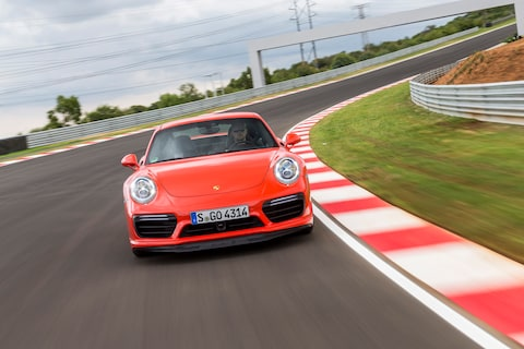 2017 Porsche 911 Turbo And 911 Turbo S Review Automobile