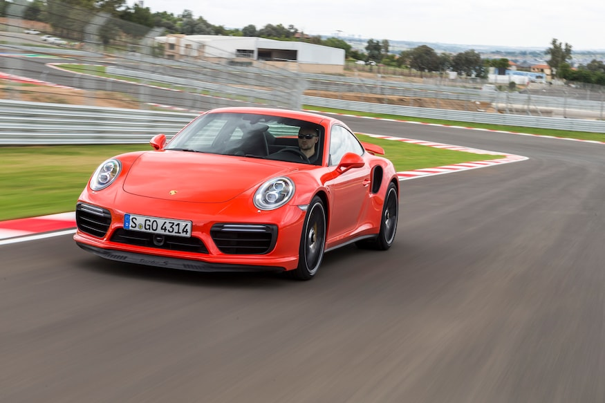 2017 Porsche 911 Turbo And 911 Turbo S Review