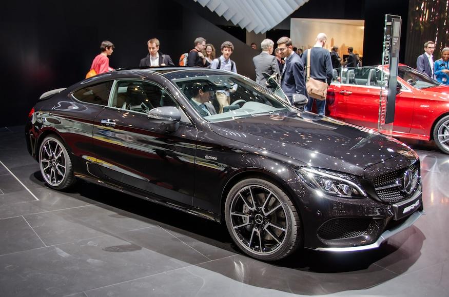 C43 Amg Sedan >> 2017 Mercedes Amg C43 Coupe Joins Sedan With 362 Hp V 6