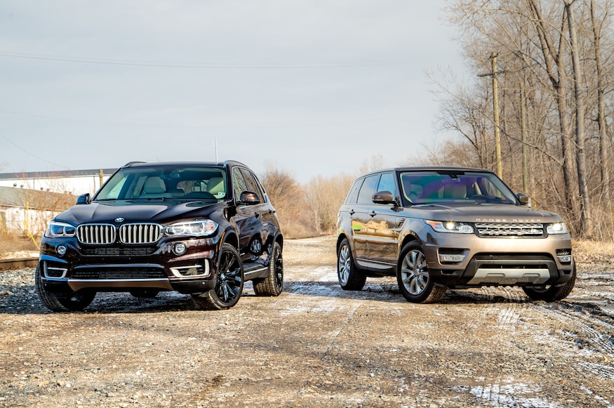 2018 Bmw X5 Gets Diesel Engines And New Design >> Electric Or Diesel Bmw X5 Xdrive40e Vs Range Rover Sport Td6
