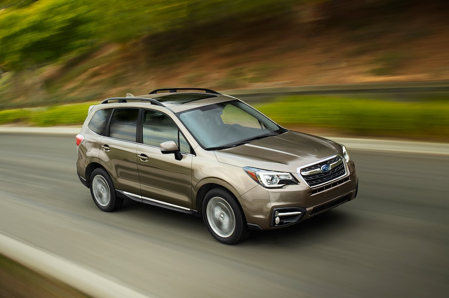 2017 Subaru Forester Adds More Driver