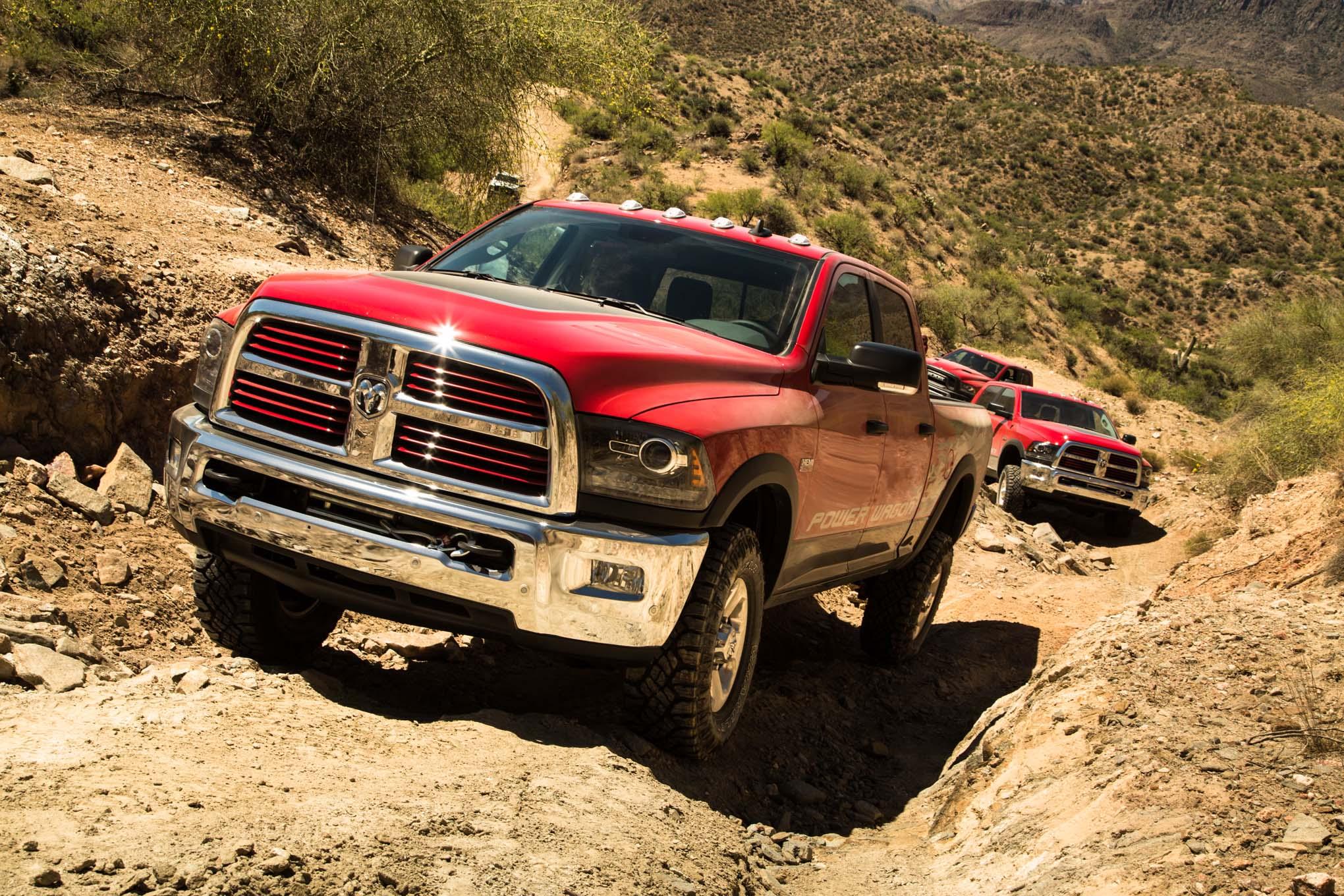 Overlanding With The 2016 Ram Rebel 1500 And Ram Power Wagon