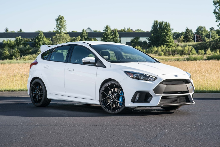 2016 Ford Focus Rs The Ownership
