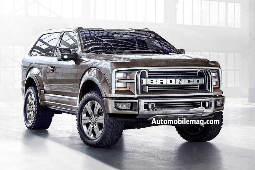 2016 Ford Bronco >> Ford Bronco Ranger Set To Return Automobile