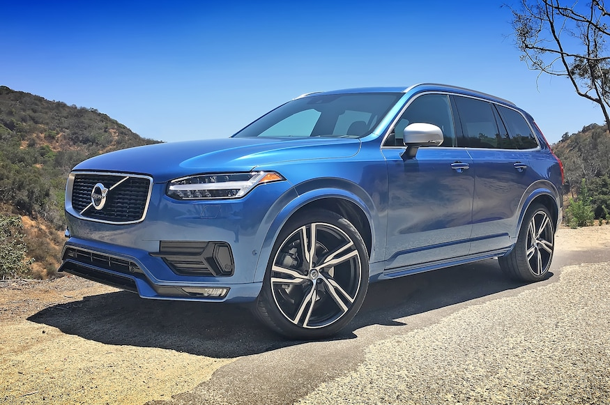 Volvo Xc90 R Design >> One Week With 2016 Volvo Xc90 T6 Awd R Design Automobile
