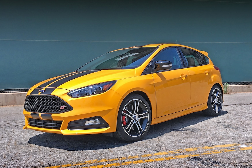 One Week With 2016 Ford Focus St