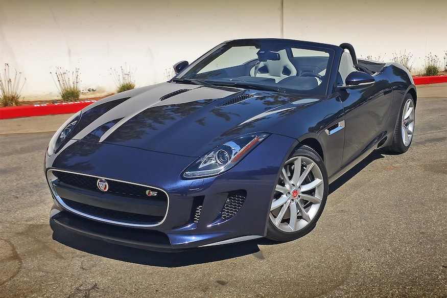 2017 Jaguar F Type S Convertible One Week Review Sep