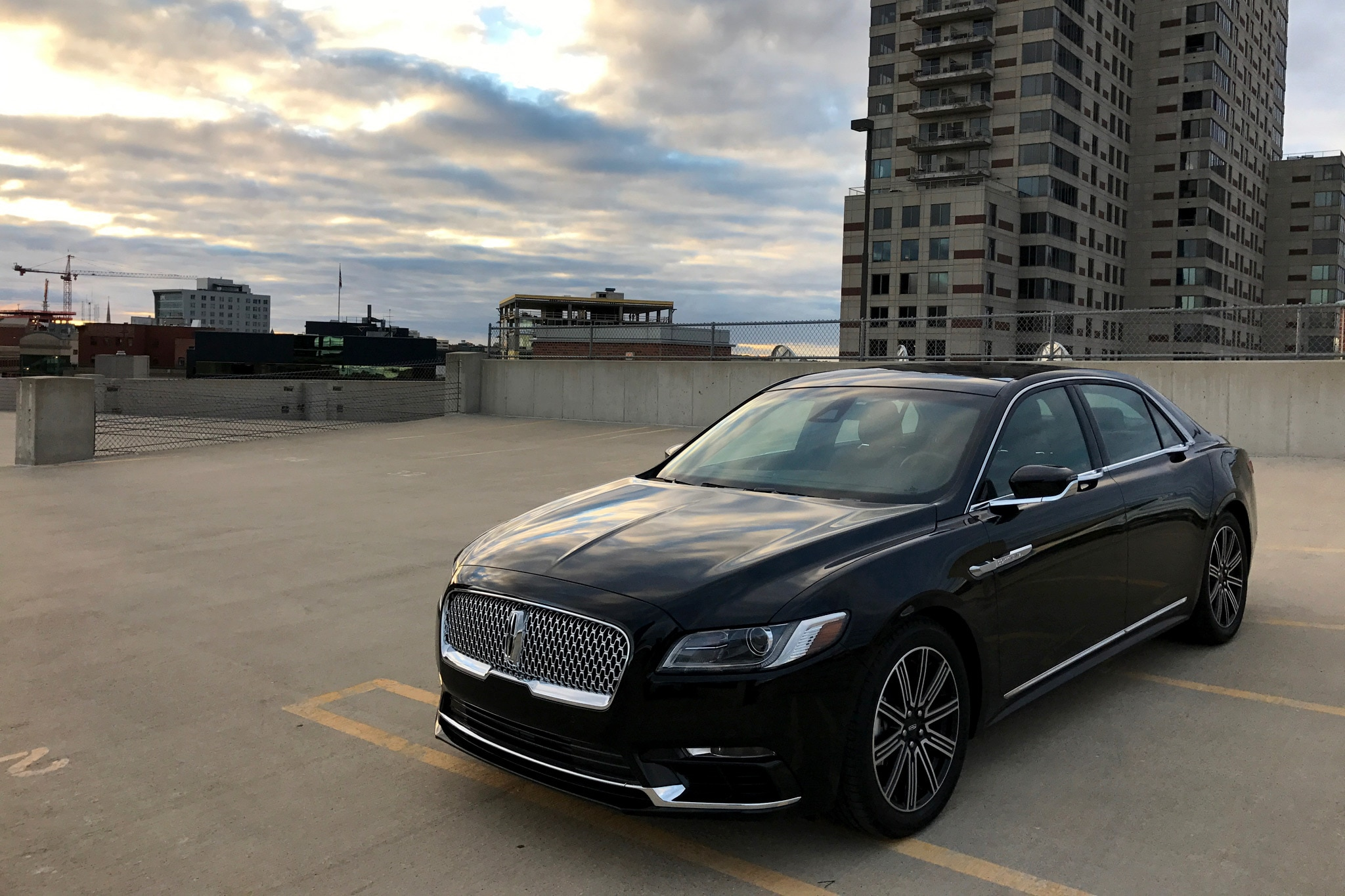 Quick Take 2017 Lincoln Continental Reserve Awd