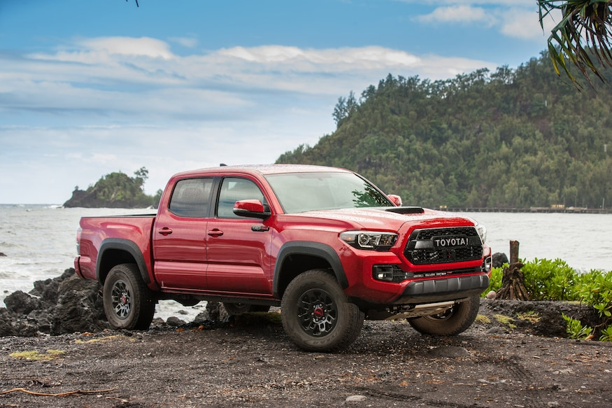 2017 Tacoma Trd Pro >> 2017 Toyota Tacoma Trd Pro First Drive Review Sep