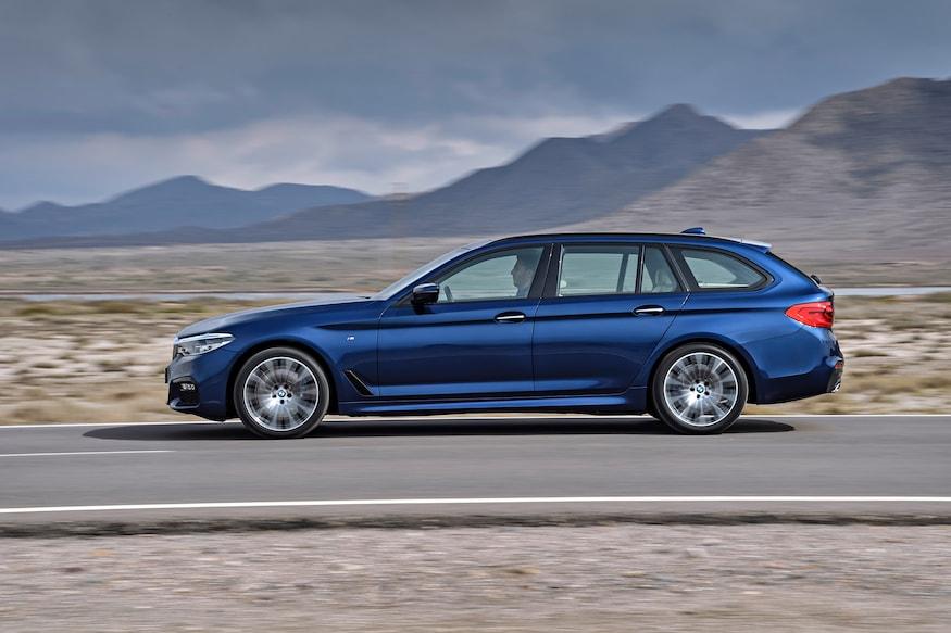 2018 Bmw 5 Series Touring Debuts Automobile