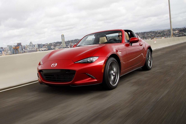 New Ford Bronco >> 2017 Mazda MX-5 Miata RF First Drive Review %%sep ...
