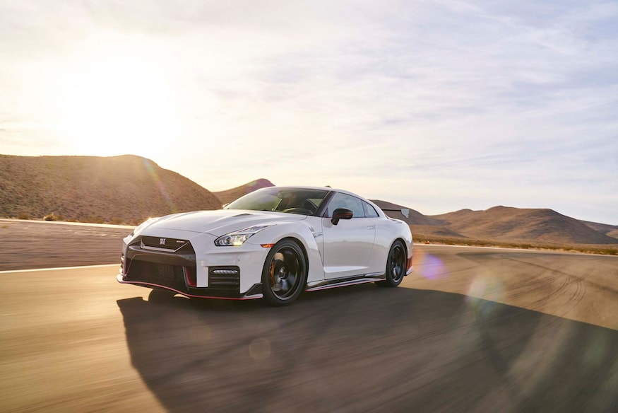 2017 All Stars Contender Nissan Gt R Nismo Automobile