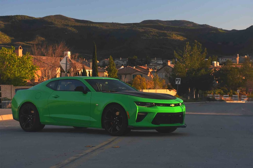 2017 Chevrolet Camaro Ss 1le One Week Review Sep
